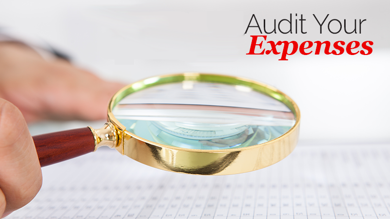 Audit of Expenses