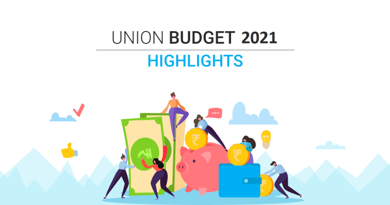 Highlights Of Union Budget 2020